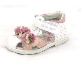 Босоножки для девочки Римма розовые