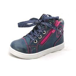 Ботинки для девочки Сердечки