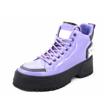 Ботинки на платформе для девочки Сюзана BSK21-46/0418