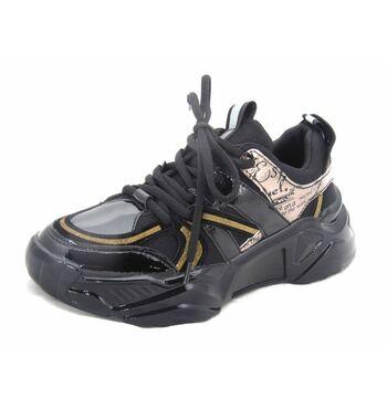 Кроссовки на платформе для девочки Мадонна BSK21-49/04