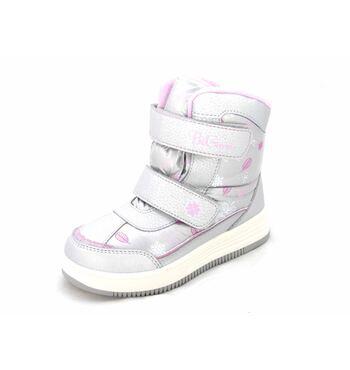Зимние ботинки для девочки BG Морозко  HL21-5/2802