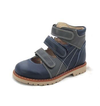 Ортопедические туфли для мальчика  Берегиня 0615