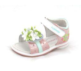Сандалии для девочки Букет розовый 91S-GB-1210