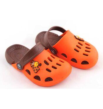 Кроксы Vitalia  оранжевый
