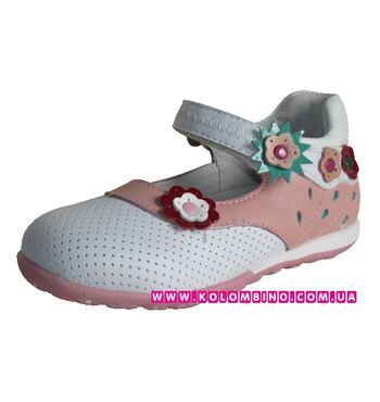 Туфли для девочки Непоседа (21)