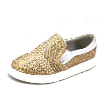 Туфли для девочки Золото