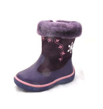 Зимние сапожки для девочки Соня