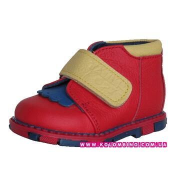 Ортопедические ботинки для девочки Темза (18)