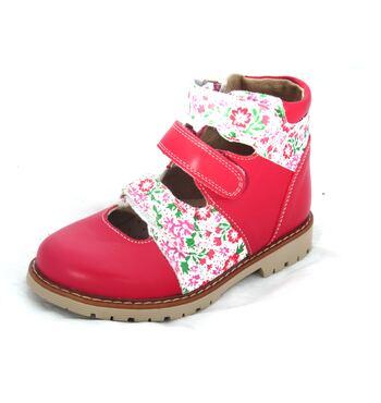 Ортопедические туфли для девочки Берегиня 0615