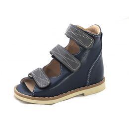 Ортопедические сандалии для мальчика 0802 синие