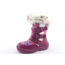 Термоботинки для девочки Снегири