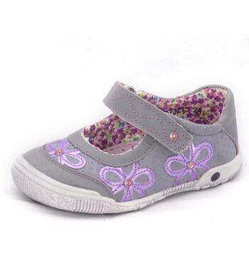 Туфли для девочки Марина сиреневые