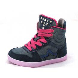 Ботинки для девочки Хиппи