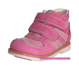 Ортопедически ботинки для девочки