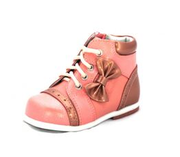 Ботинки демисезонные для девочки Жаклин Pink