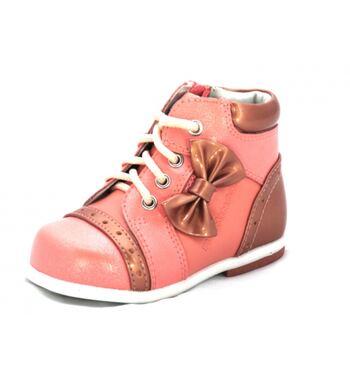 Ботинки демисезонные для девочки Жаклин  Pink (18)