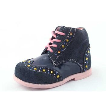 Ботинки для девочки Анжелика (18)