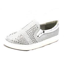 Туфли для девочки Серебро