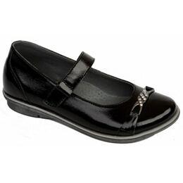 Туфли осенние черные Шаговита (27)