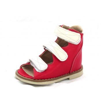 Ортопедические сандалии для девочки ТМ Берегиня 0802