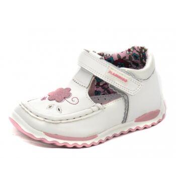 Туфли для девочки Нюра белые
