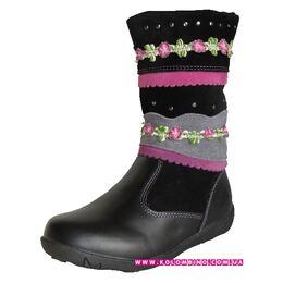 Зимние сапоги для девочки BG Конфети (26)