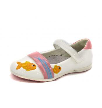 Туфли для девочки Рыбки