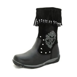 Зимние ботинки для девочки Тренд (26)