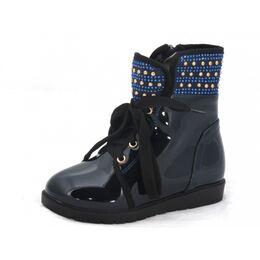 Демисезонные ботинки Гроза (28)