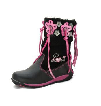 Зимние ботинки для девочки  Love (26)