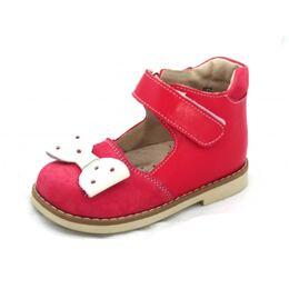 Ортопедические туфли для девочки Жизель корал