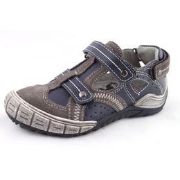 Туфли для мальчика Small Grey (27)