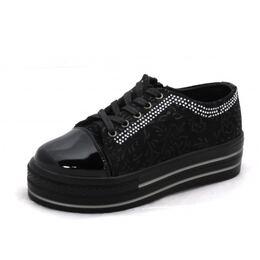 Туфли для девочки на платформе Лолита
