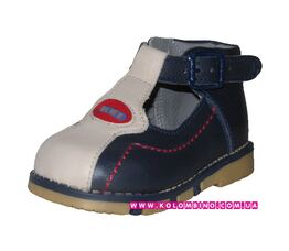 Ортопедические туфли для мальчика Барсик (23)