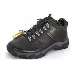 Зимние подростковые ботинки Бостон  кожа (41)