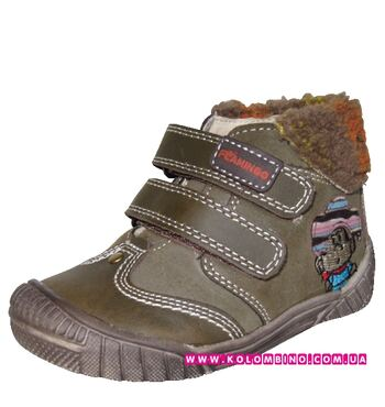 Демисезонные ботинки для мальчика Ковбой (21)