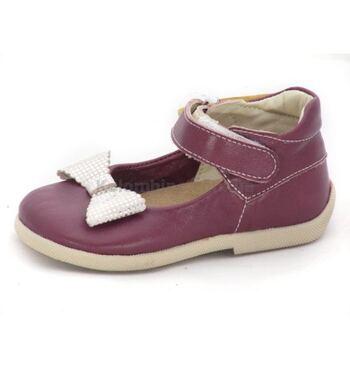 Туфли для девочки Баклажан