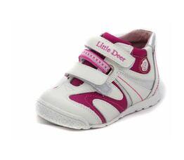 Демисезонные ботинки Волна розовые