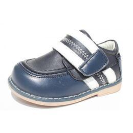Туфли для мальчика Шалунишка ортопед Чарли синие