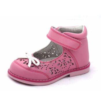 Туфли для девочки Вероника розовые