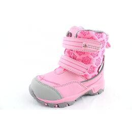 Термоботинки для девочки Pink
