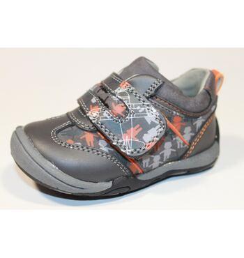 Демисезонные туфли для мальчика Фламинго Человечки