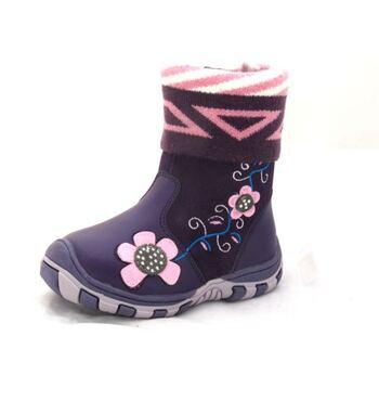 Зимние сапожки для девочки Клара