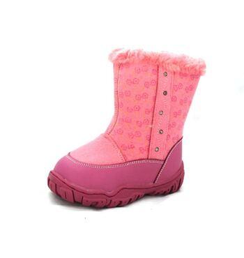Валенки для девочки Машенька розовые
