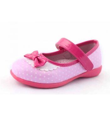 ТУфли для девочки Дина розовые (25)