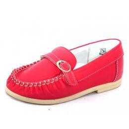Туфли для девочки Одесса красные (26)