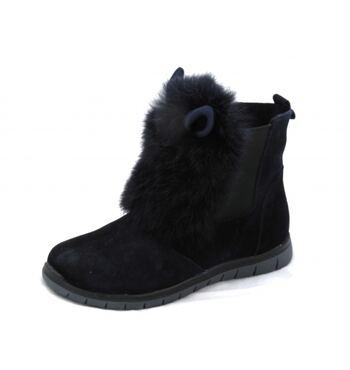 Зимние ботинки для девочки Ушки Мальвы