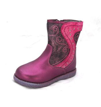 Ботинки демисезонные для девочки Ветерок