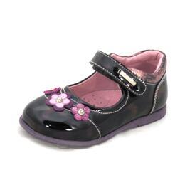 Туфли для девочки Милена синие