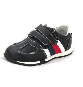 Туфли на липучках для мальчика Кузьма BG180-421